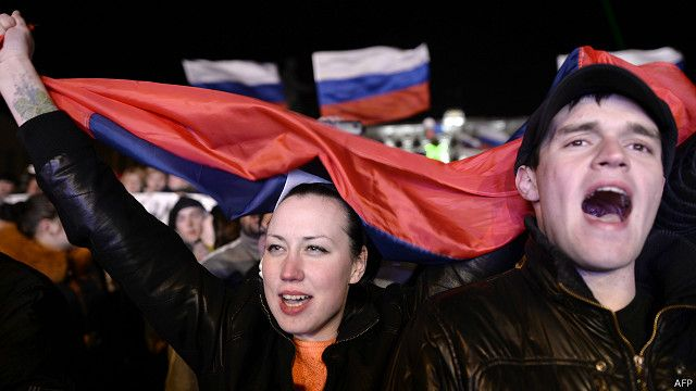 Crimea, Ukraine, Independence