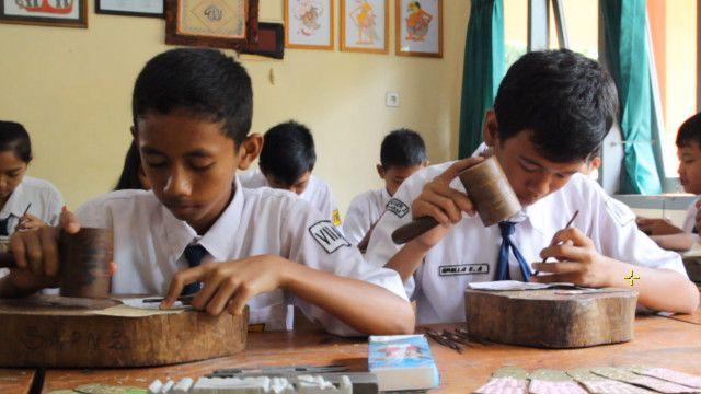 sekolah wayang