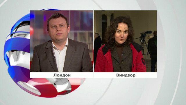 Олег Антоненко и Илона Виноградова