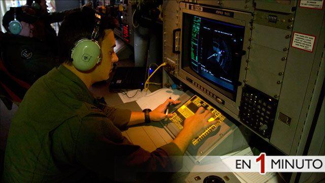 Búsqueda del vuelo MH 370 de Malaysia Airlines