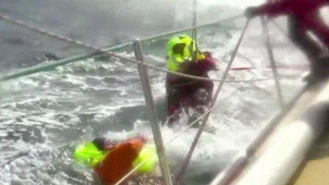 Rescate de Andrew Taylor