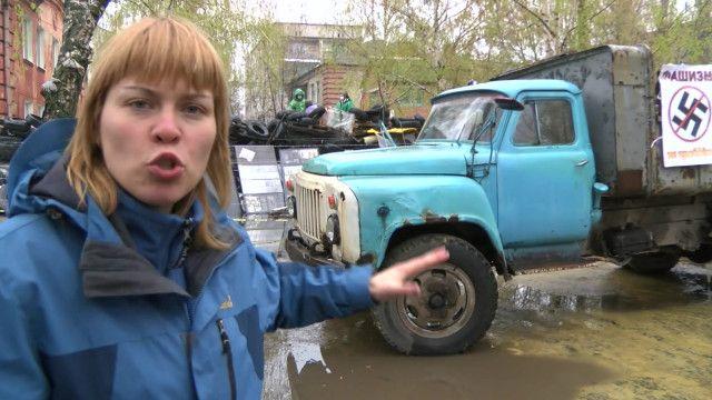 Корреспондент Ольга Ившина передает из Славянска