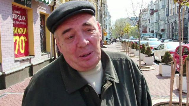 Киевляне - о ситуации на востоке Украины