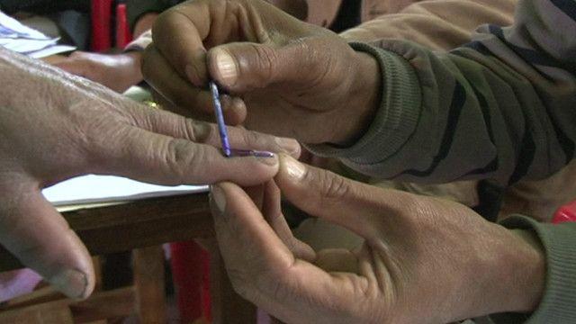 کشمیر میں انتخابات