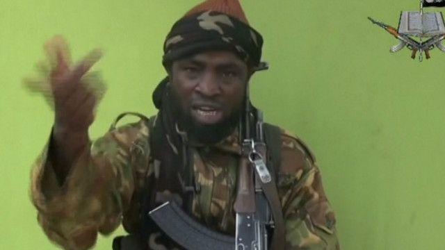 زعيم جماعة بوكو حرام