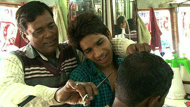 Индийский цирюльник