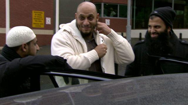 جیل سے آٹھ سال بعد رہا ہونے والے میکائل ابراہیم