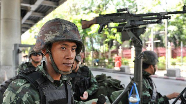 Militer di Thailand