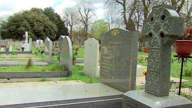 लंदन क़ब्रिस्तान