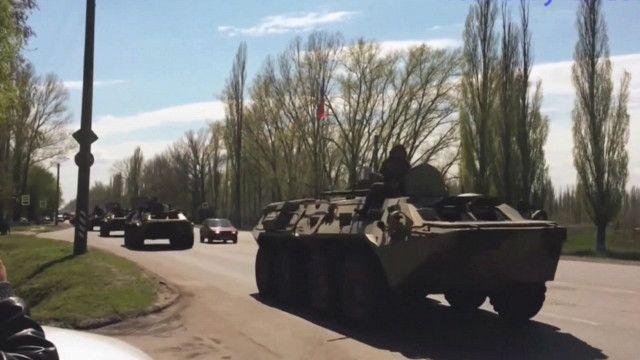 وزير دفاع أوكرانيا يتعهد بملاحقة الانفصاليين شرق البلاد