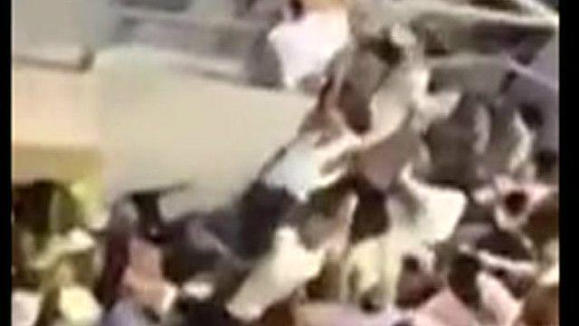 التدافع في مكة