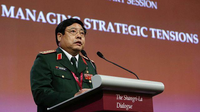 Tướng Phùng Quang Thanh
