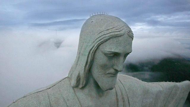巴西里約熱內盧耶穌像