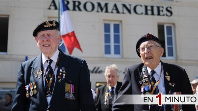 Veteranos de la II Guerra Mundial