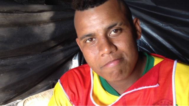 Rafael Santana | Foto: Camilla Costa/BBC Brasil