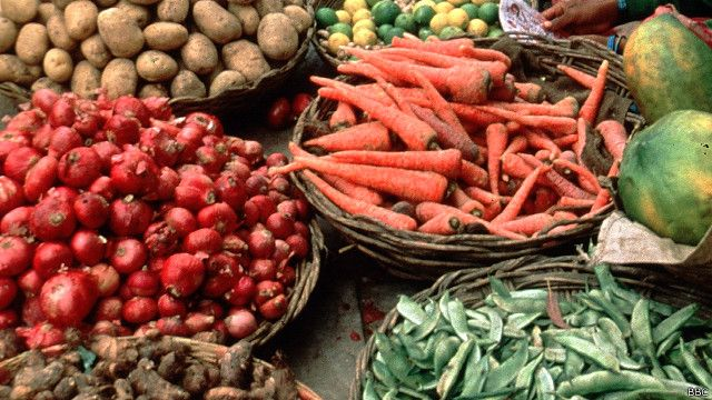 இந்திய சந்தையில் உணவுப் பொருட்கள் தொடர்ந்தும் விலை அதிகரித்தே வருகின்றன.