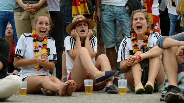 Brazil gặp Đức