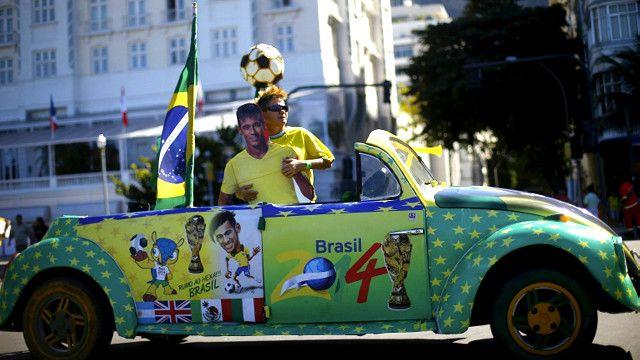 Brazil kuchuana na Ujerumani