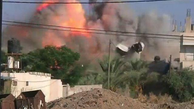 Израиль_Газа_удары