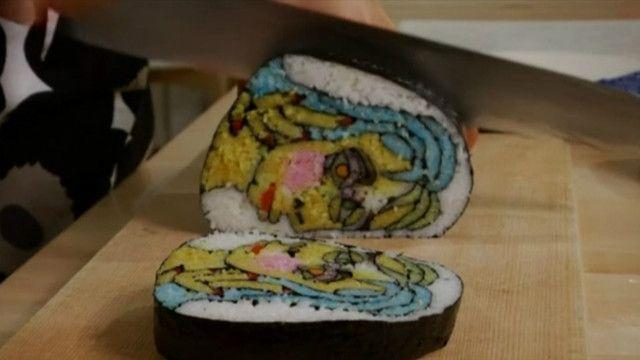 мистецтво суші, приготування суші