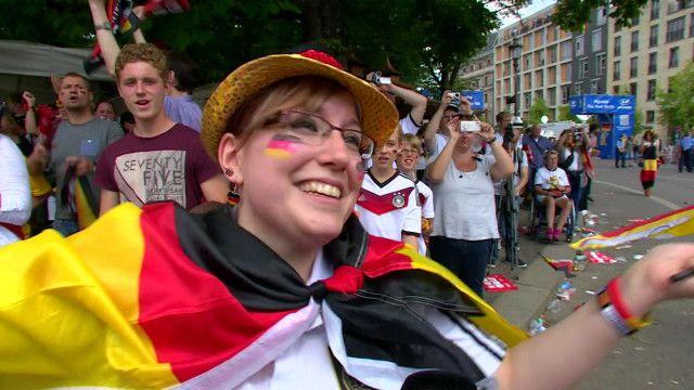 Футбол в Германии