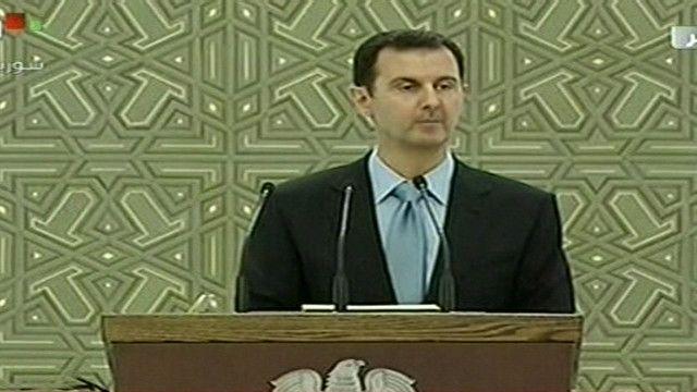 بشار الأسد الرئيس السوري