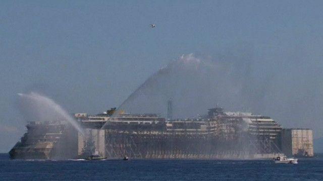 Costa Concordia (BBC)
