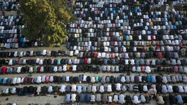 غزہ میں عید