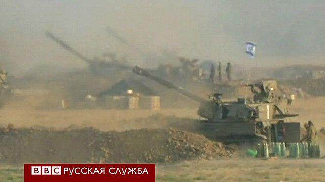 Израильская бронетехника