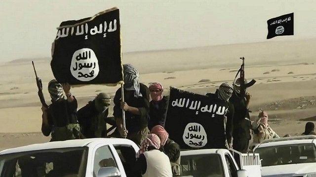 مسلحو داعش في العراق