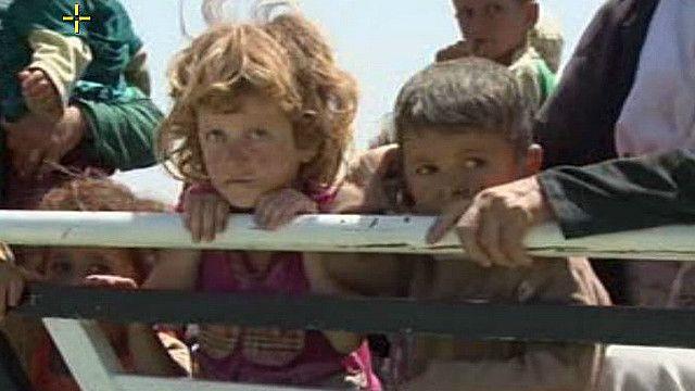 Беженцы в Ираке