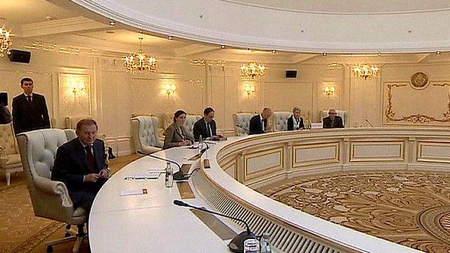 В Минске подписали предварительное соглашение о прекращении огняю К чему оно приведет?