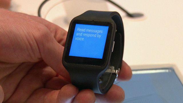 Smartwatch | Foto: BBC