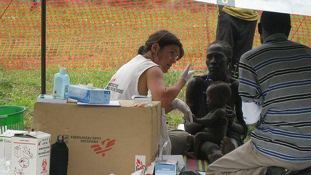 Cutar Ebola a Afirka