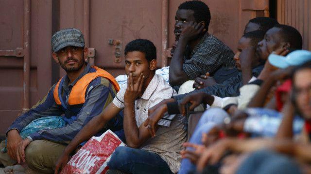 Malta Refugee