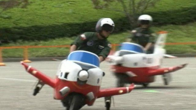 скутеры-самолеты
