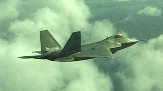 Phi cơ chiến đấu F-22