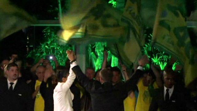 Судьбу президентства в Бразилии решит второй тур