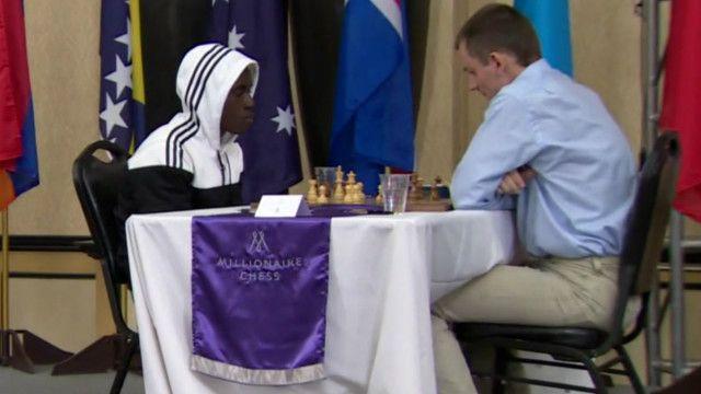 Шахматы в Лас-Вегасе