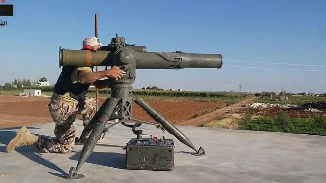 Сирийский повстанец