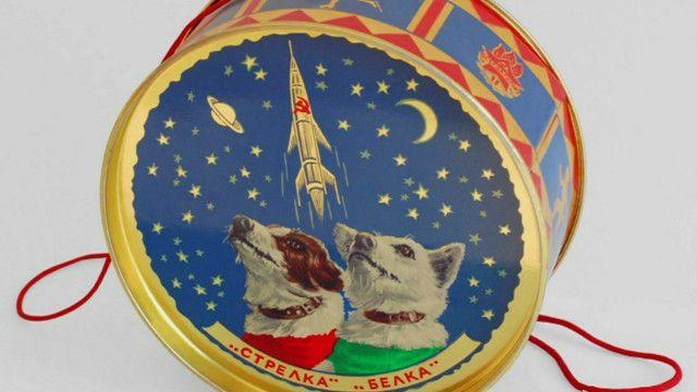 Советские космические собаки