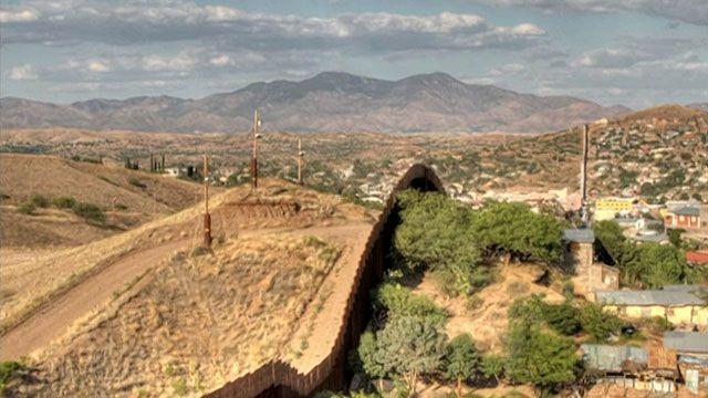 Fronteira entre Estados Unidos e México nunca mais foi a mesma depois da Batalha de Nogales (BBC)