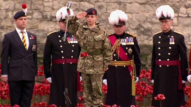 Британский кадет