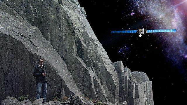 """Аппарат """"Розетта"""" на орбите кометы"""