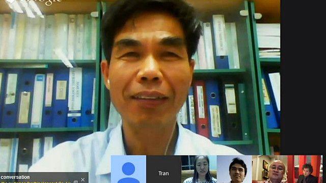 Tiến sỹ Trần Tuấn