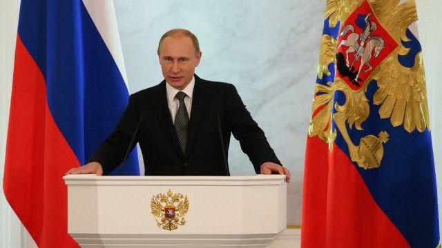 Putin address