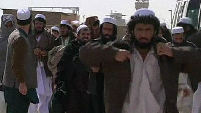 سجناء من سجن باغرام