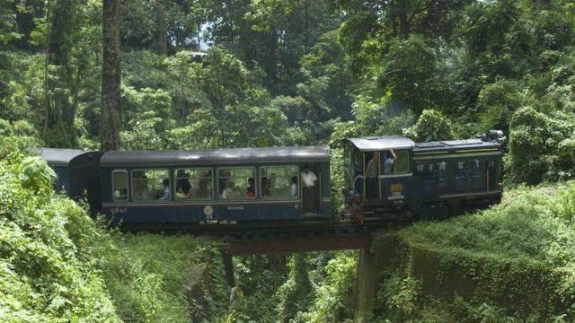 भारत की छोटी लाइन रेलगाड़ी