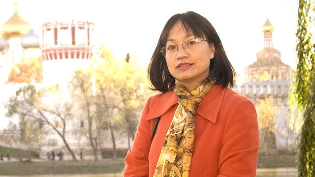 Chị Lan Hương