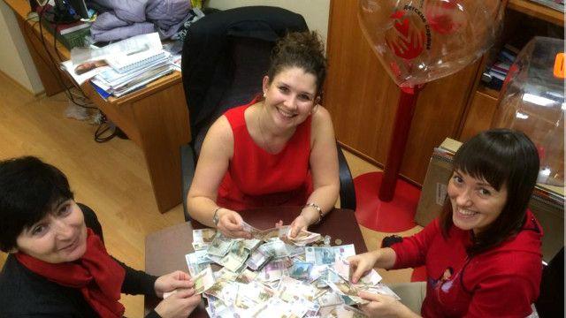 Благотворительность_рубль